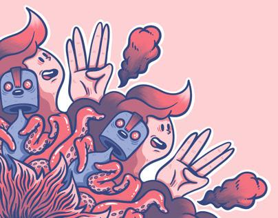 Doodle Mandala 04