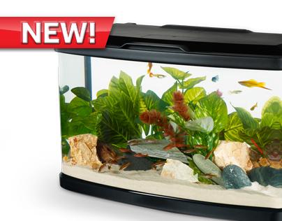 Fluval Vista Aquarium Packaging