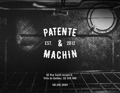 PATENTE & MACHIN