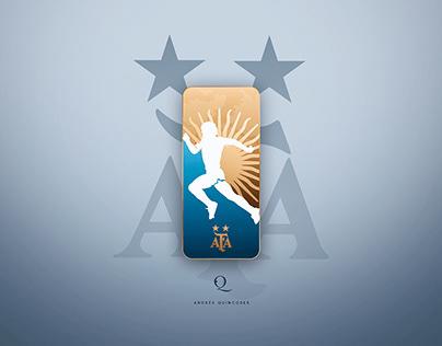 Cambiemos el logo de AFA