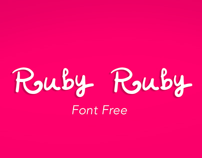 Handwritten font make with fun. Ready to download.