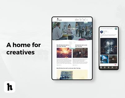 Hospitality Website and App UX and UI