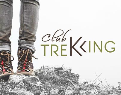 TREKKING CLUB Logo