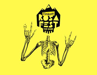 Rosafest - Annual Extreme Festival Branding