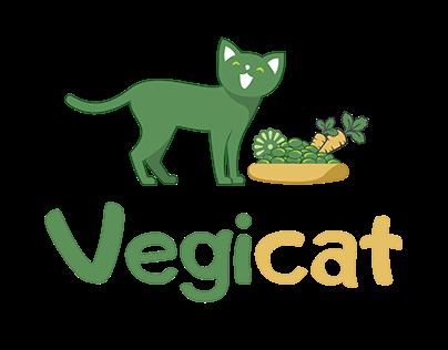 Cat Vegetable food Shop LOGO