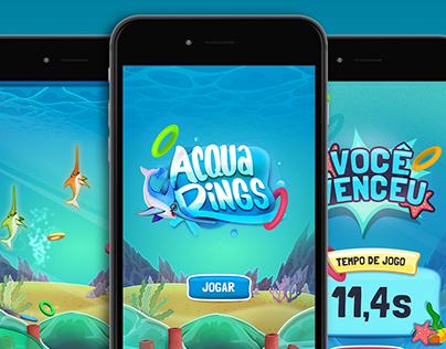 GAME: Acqua Rings (GAME JAM 2017)