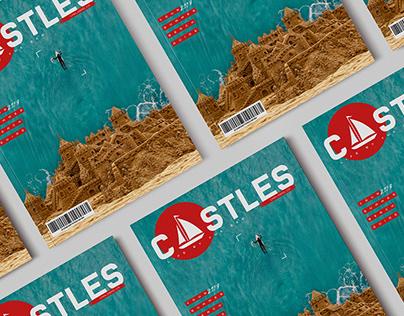 2019 Editorial Design | Castles Magazine | California