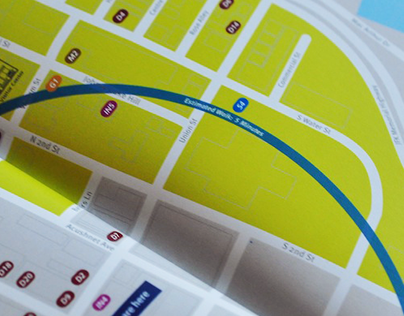 DISCOVER DOWNTOWN: A Wayfinding Project