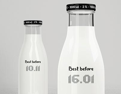 Milk. Important Date