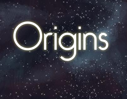 Concept Art of Orgins
