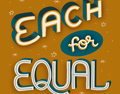 IWD 2020: Each for Equal