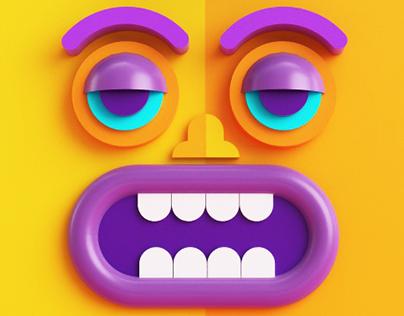 Purple pulpo kid