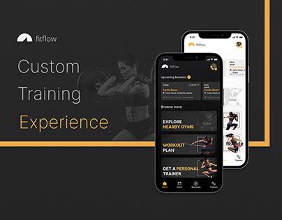 Custom Training Experience