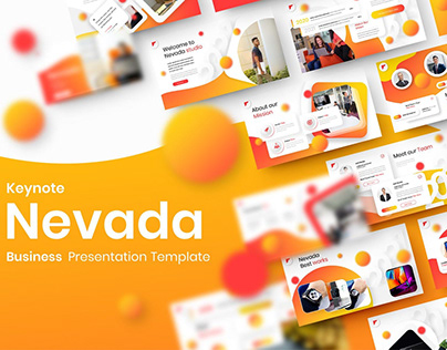Nevada Multipurpose Template