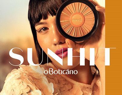 O Boticario - Make B. SUNHIT