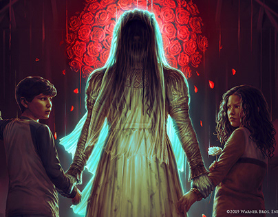 The Curse of La Llorona - Official Poster Art