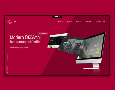UX/UI Design Concept