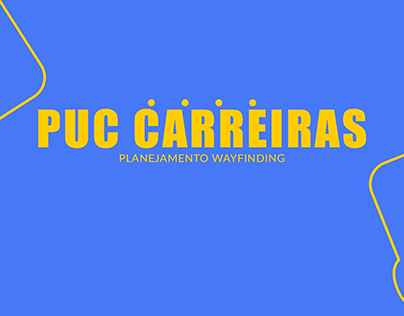 Projeto Wayfinding - Interno (PUCPR)