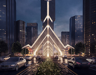 Infinity Tower - Dubai