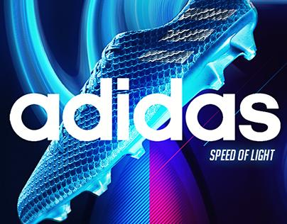 Adidas Speed of light - Messi 16+
