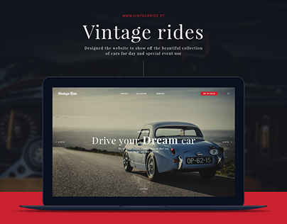 Vintage Rides - beautiful classic cars