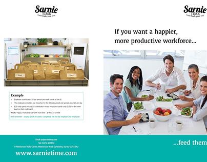 Brochure – SarnieTime