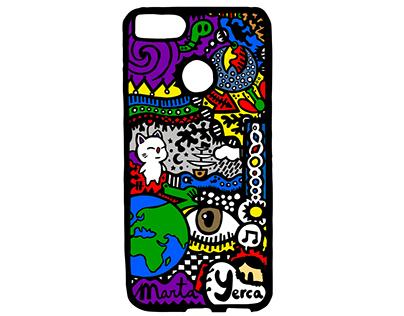 Carcasa / Mobile case