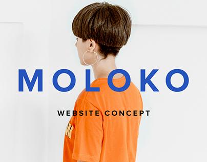 Streetwear Online Store Concept Design
