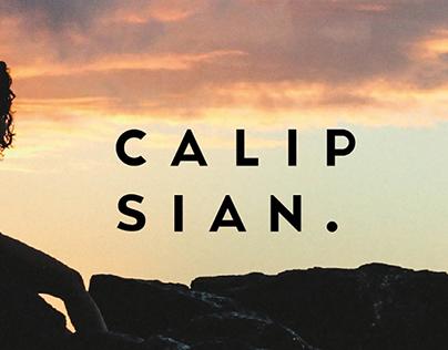 Calipsian. Rediseño de identidad.