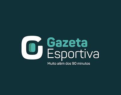 Gazeta Esportiva | Branding