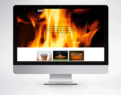 Website Billiet Art Works
