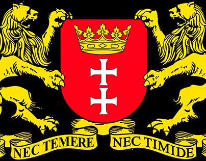 Coat of Arms-Poland Lion