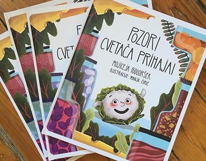Picture Book   Pozor! Cvetaca prihaja!