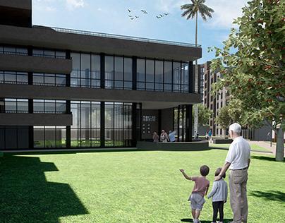 U.I Proyecto Innovacion y vivienda /Comuneros comunales