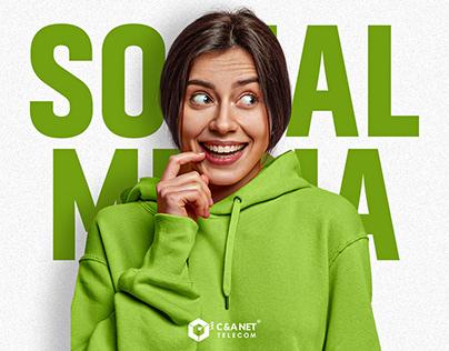 Social media - C&A NET