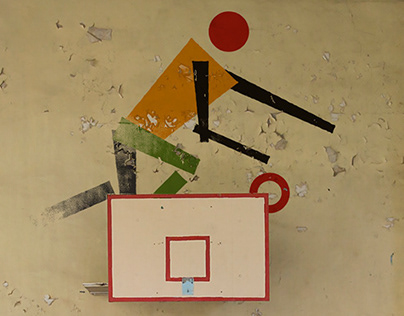 Russian Avant-garde Olympic pictogrammes