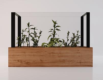 Mini Greenhouse Project
