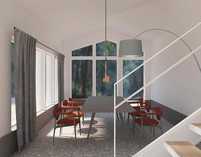 Stockholm Family House Design