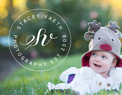 Stacey Vaeth Photography Logo