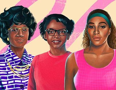 Black History Month Portraits · TODAY.com