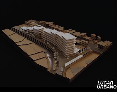 CF/Proyecto Lugar/ El lugar urbano/2016-2