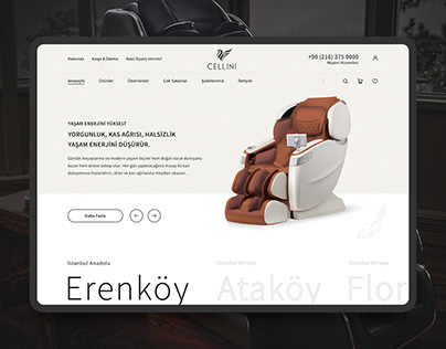 Online Experience for Cellini®