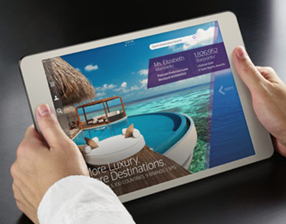 Starwood Preferred Guest iPad App