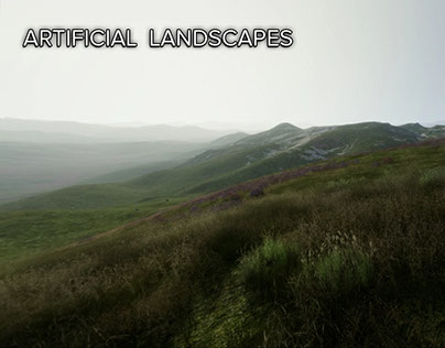 ARTIFICIAL LANDSCAPES