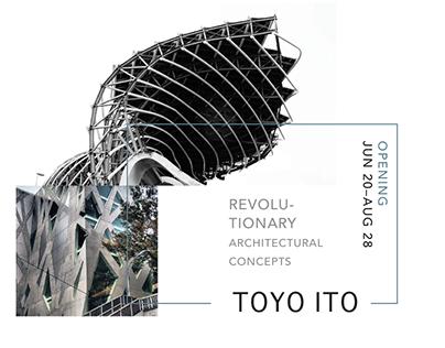 Toyo Ito_Hypothetical Exhibition