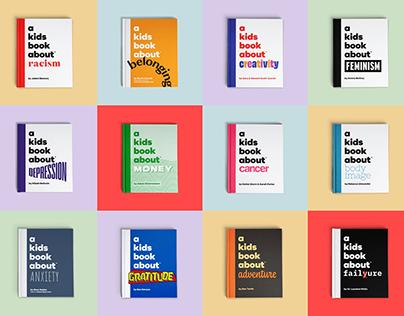 A Kids Book About™ Book Design