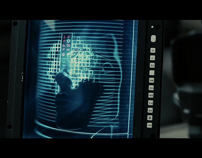 Blade Runner 2049 Screen Graphics