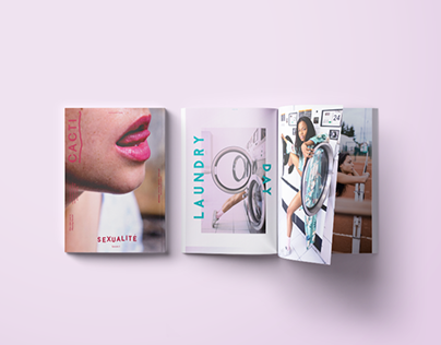 Cacti Magazine — Direction Artistique + Mise en page