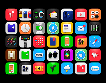 Point Three Icon Pack