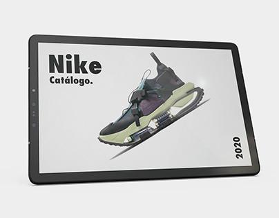 Catálogo interactivo Nike